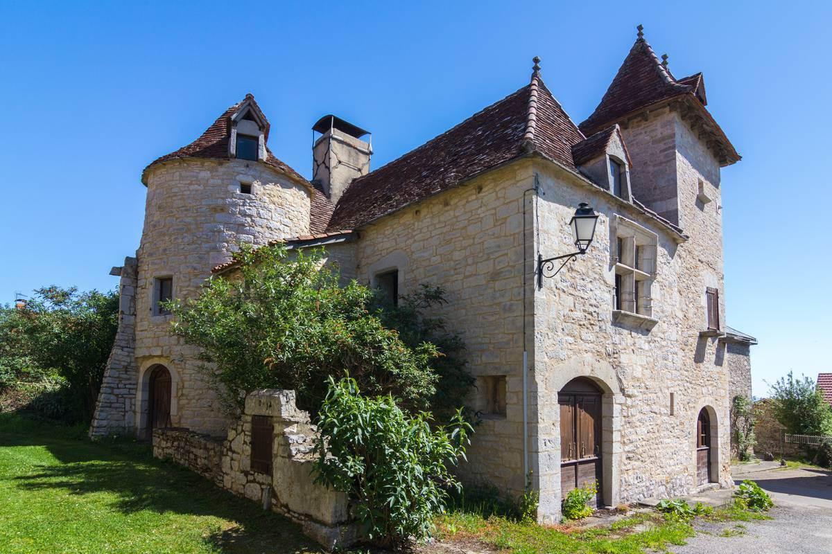 Maison à Espédaillac - Lot
