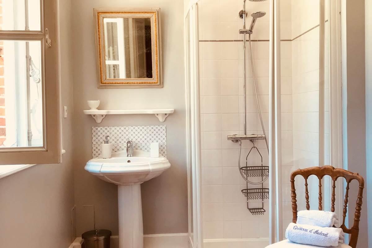 Chambre Hugues d'Auteuil Salle de bains