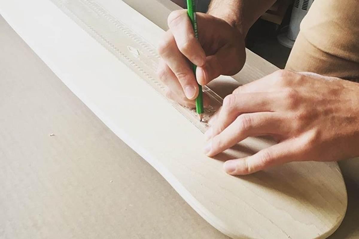 Atelier artisanal en famille