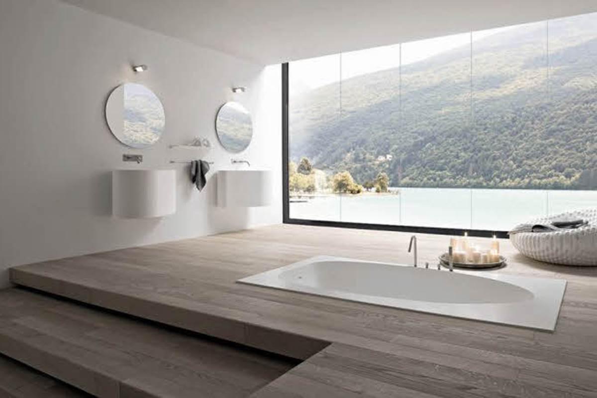 Salle de bain - Maison des Oliviers