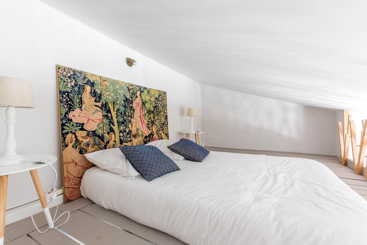 Mezzanine de l'appartement