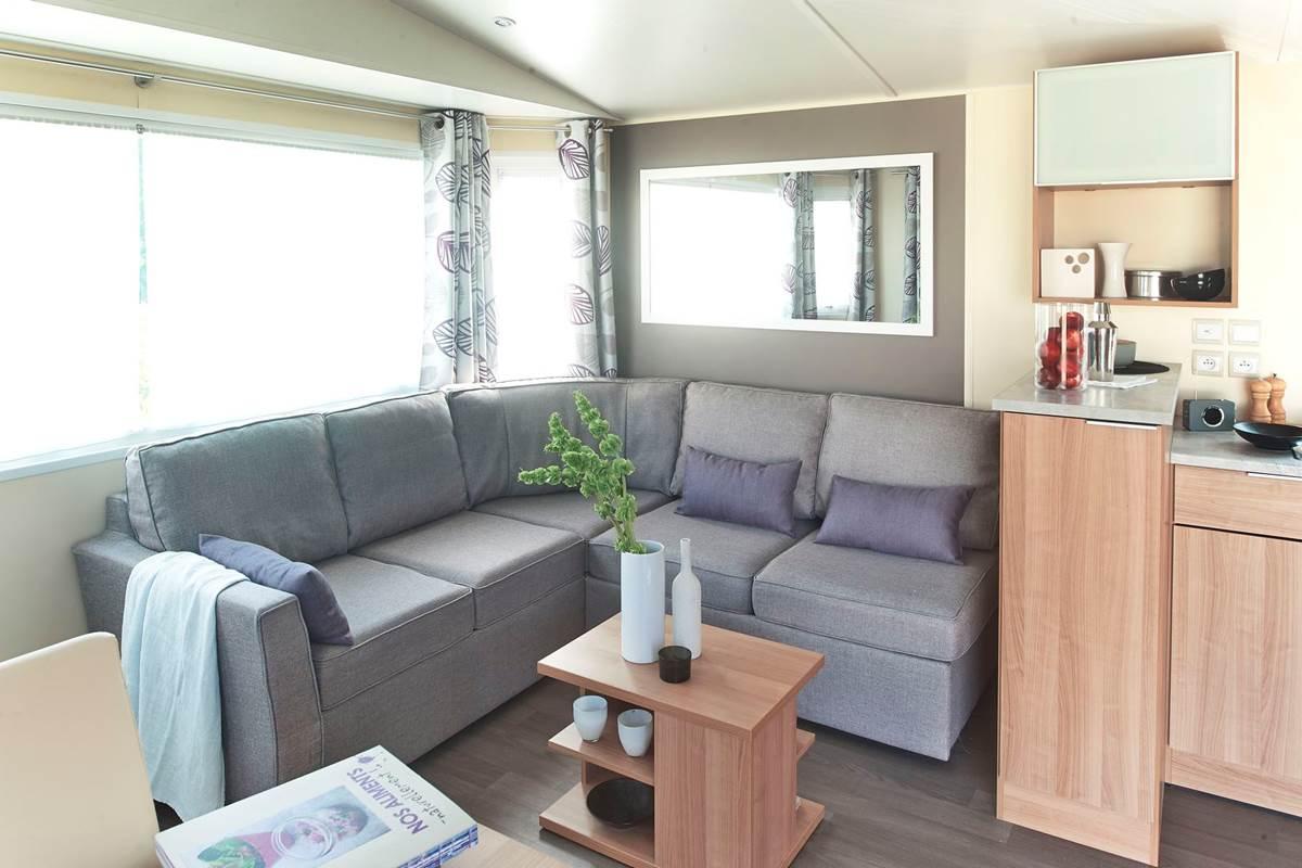 Mobil-Home Etoile de Mer - Camping Les Pins d'Oléron - Ile d'Oléron