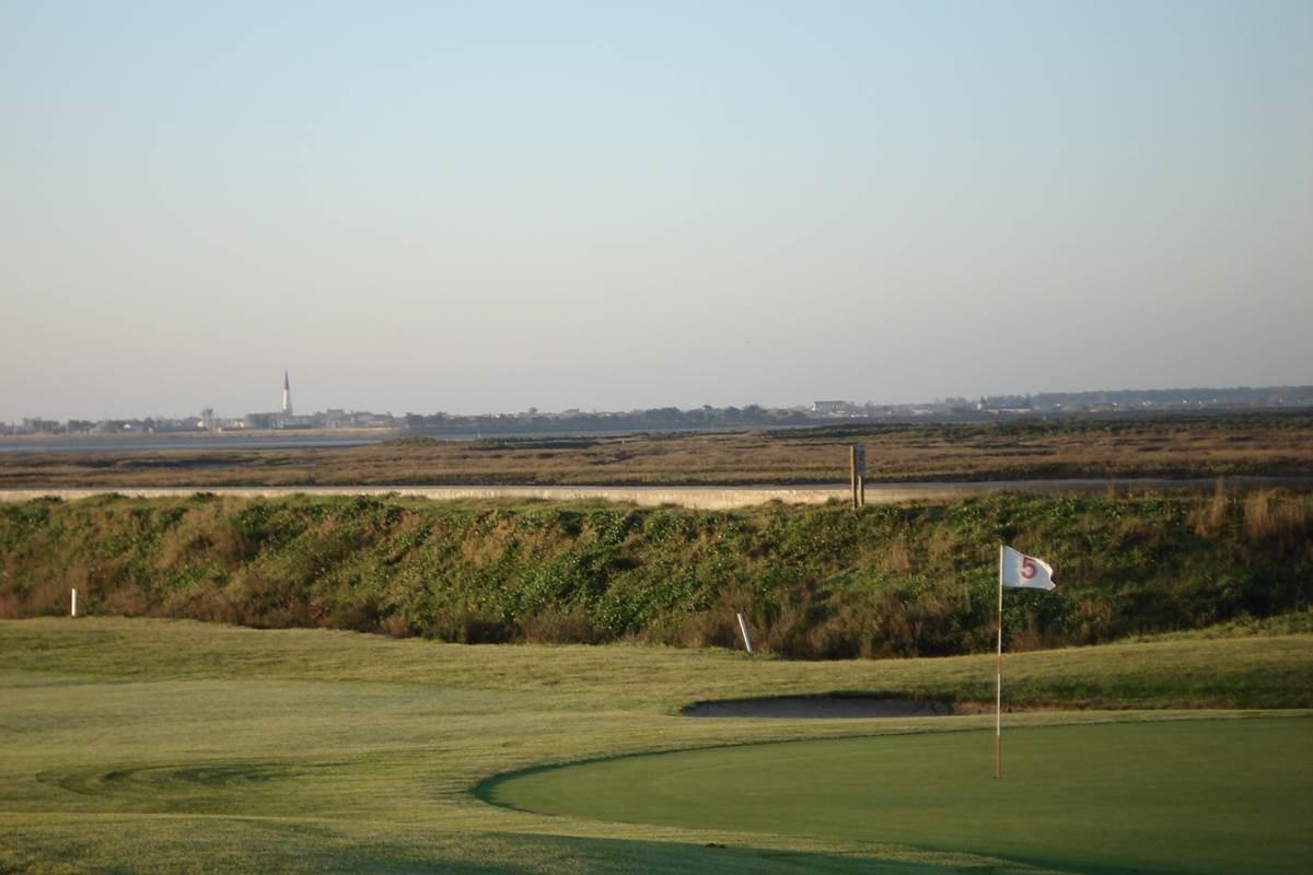 parcours de golf Trousse Chemise