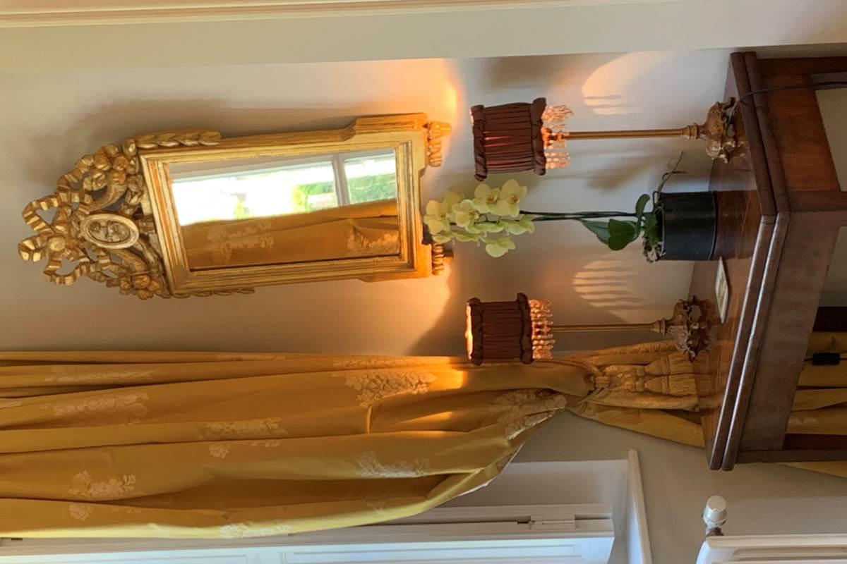 chambre Amaury de Kergorlay  Miroir