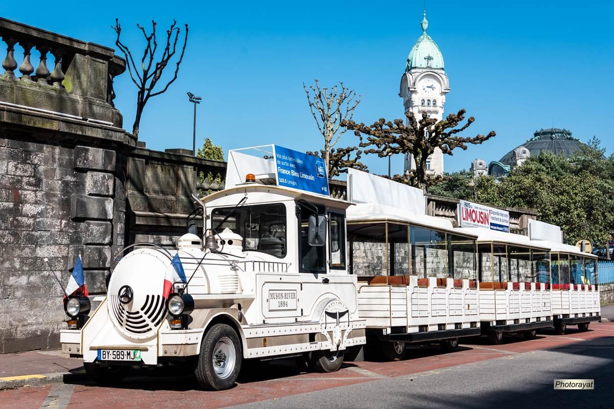 Petit Train DOTTO - 2019