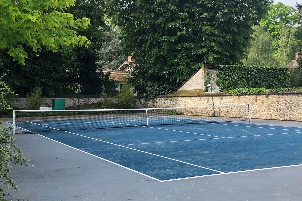 Le Clos Saint Lubin - Le Tennis