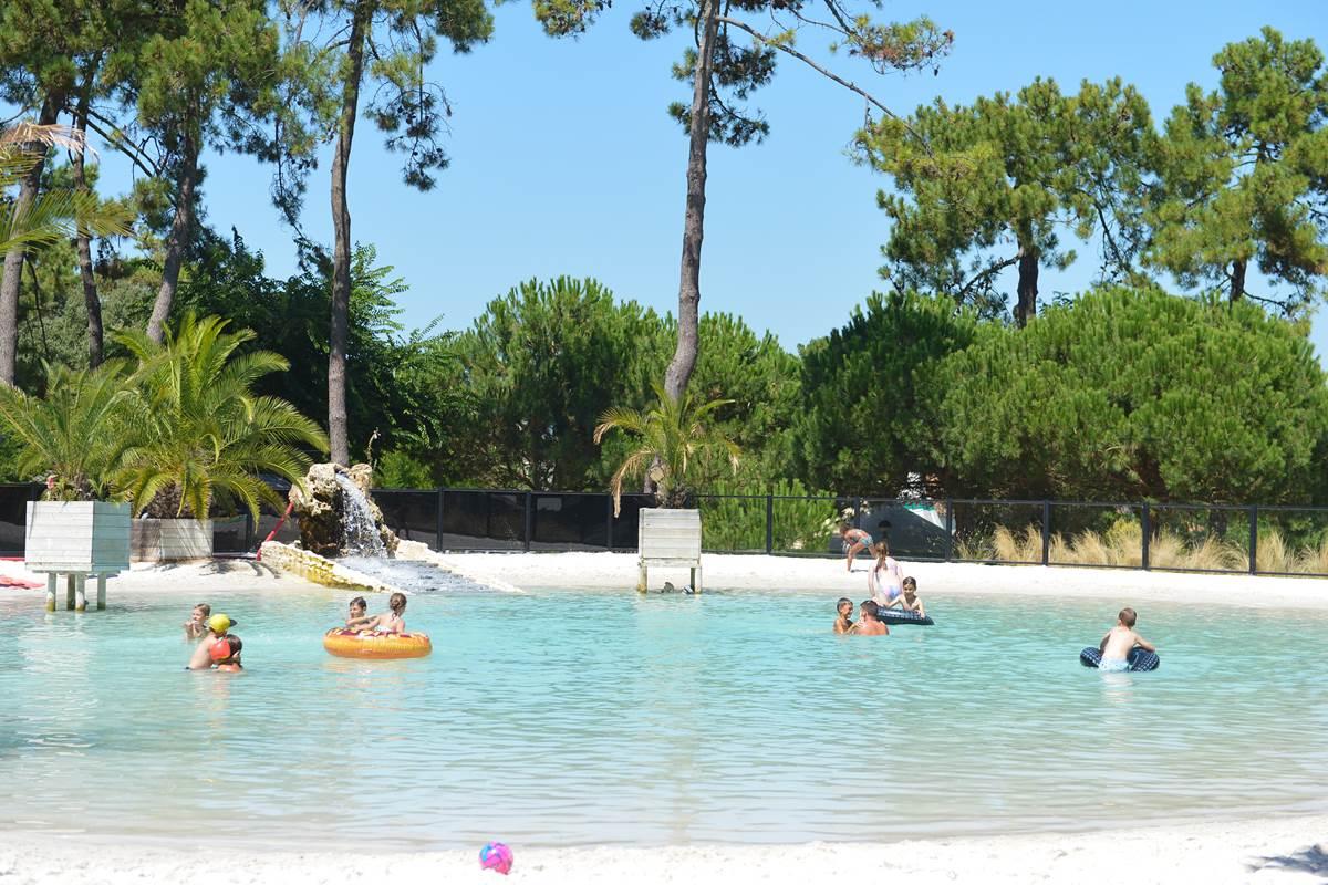 Le Lagon - Camping Les Pins d'Oléron - Ile d'Oléron