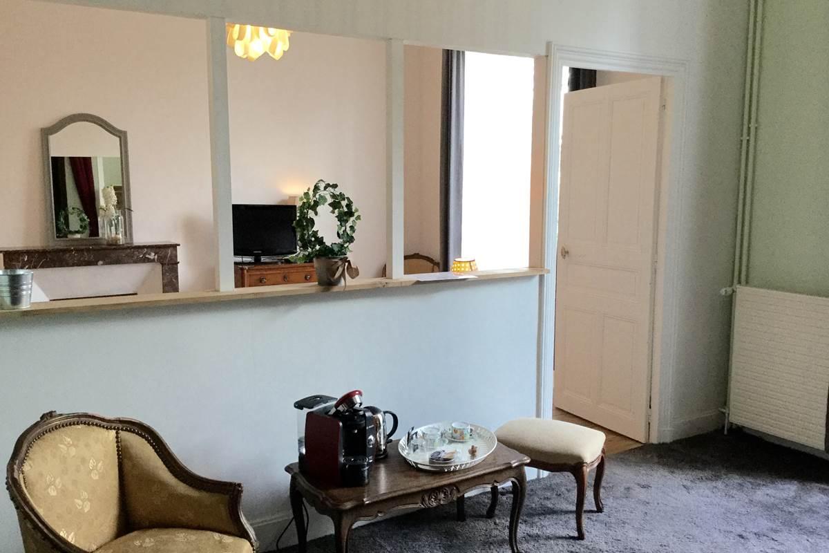 Suite Arkose salon dressing