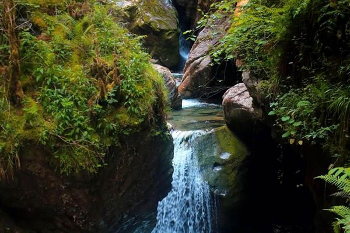 14 gorges Kakuetta