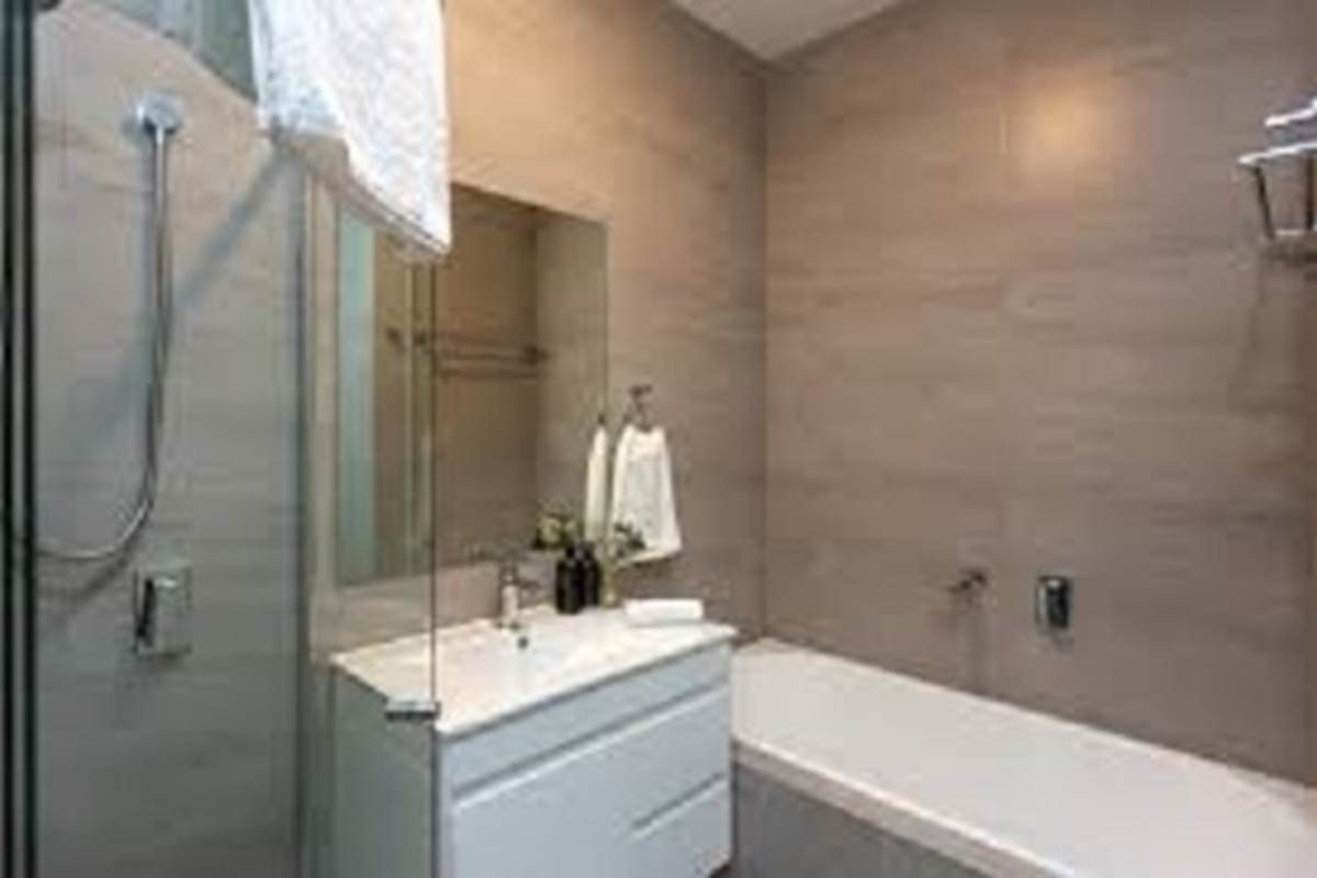 Private Bath and Shower room
