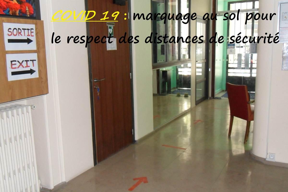 marquage au sol 2 hotel jean bart rue jean bart 75006 Paris