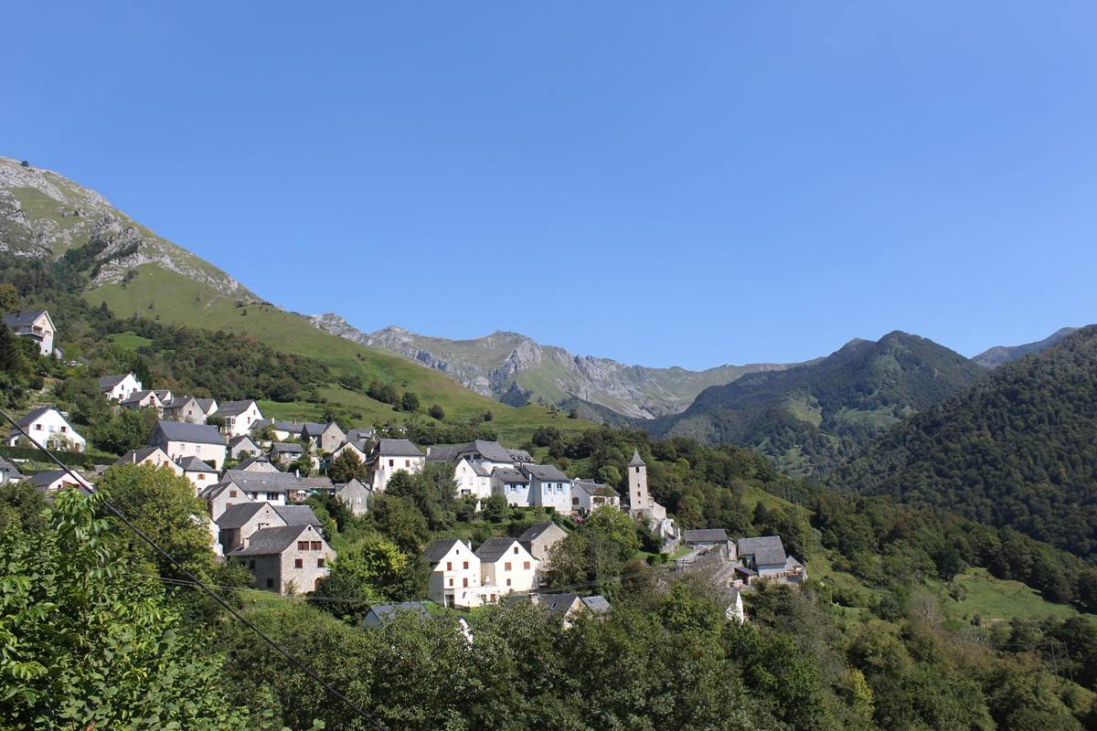 24 Aydius Aspe Pyrénées-Atlantiques