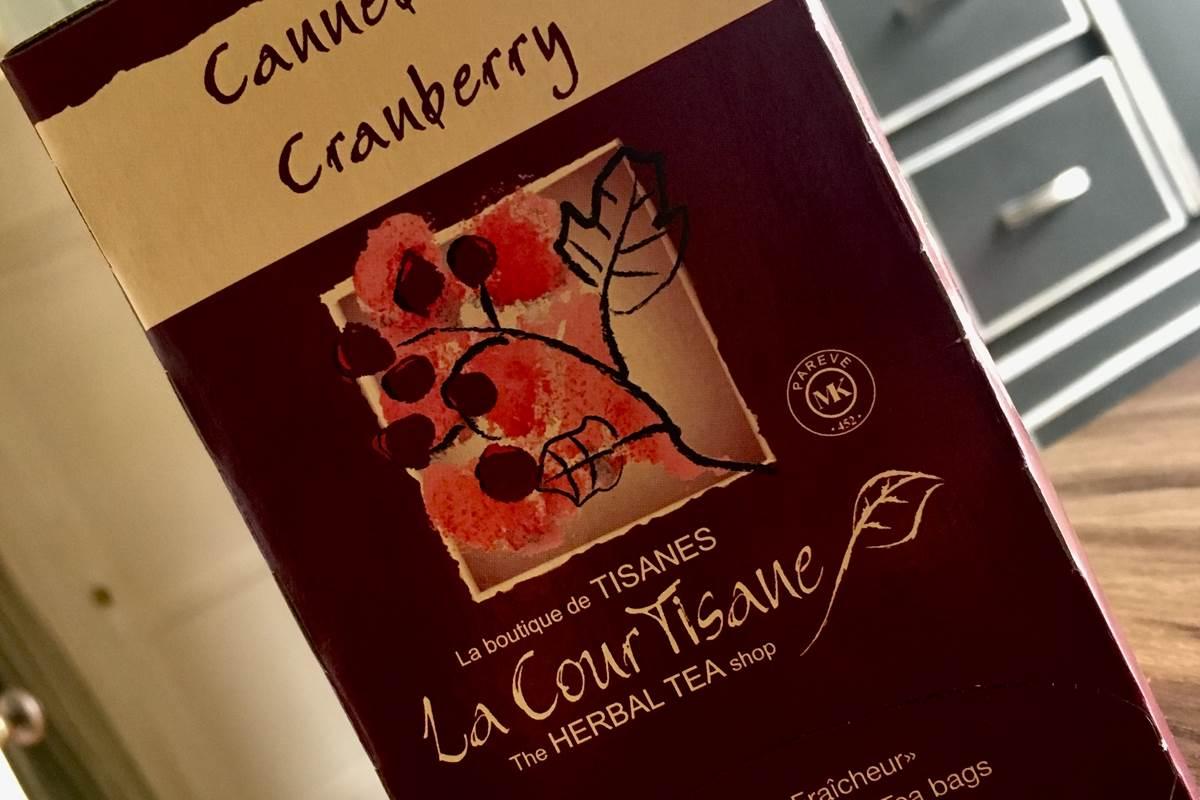 Tisane Cranberries - Cranberries Herbal Tea