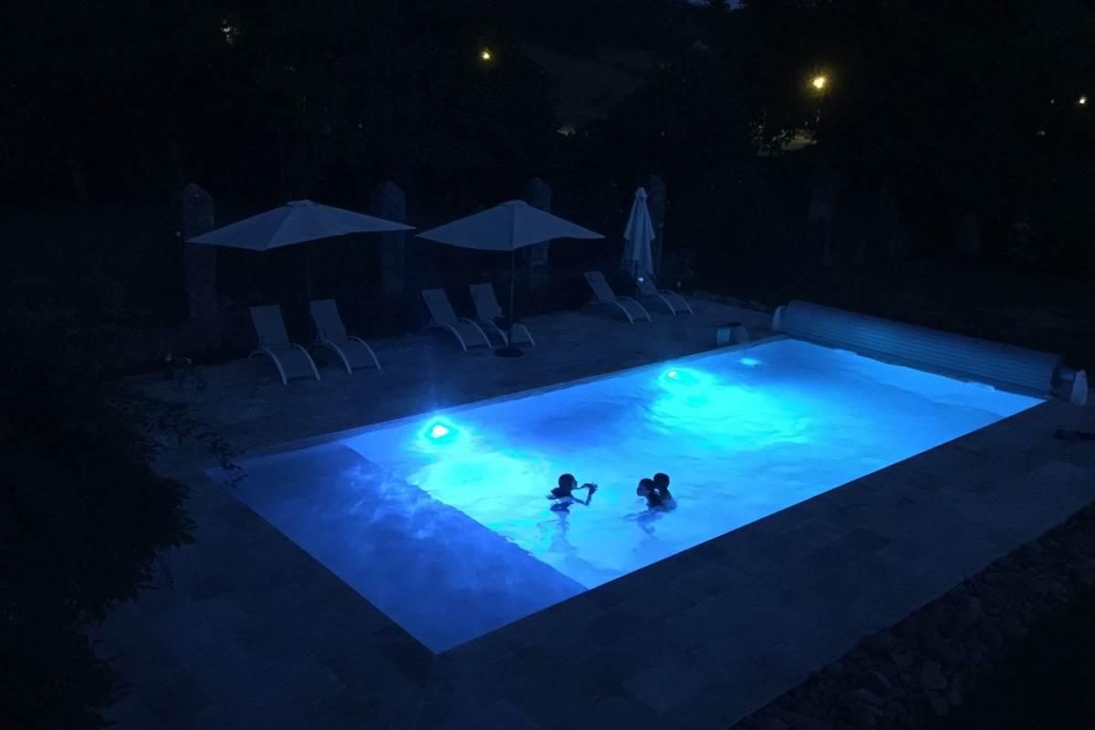 Une soirée à l'escargot bleu