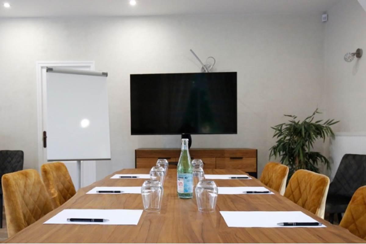 Le Clos Saint Lubin - Les séminaires et réunions
