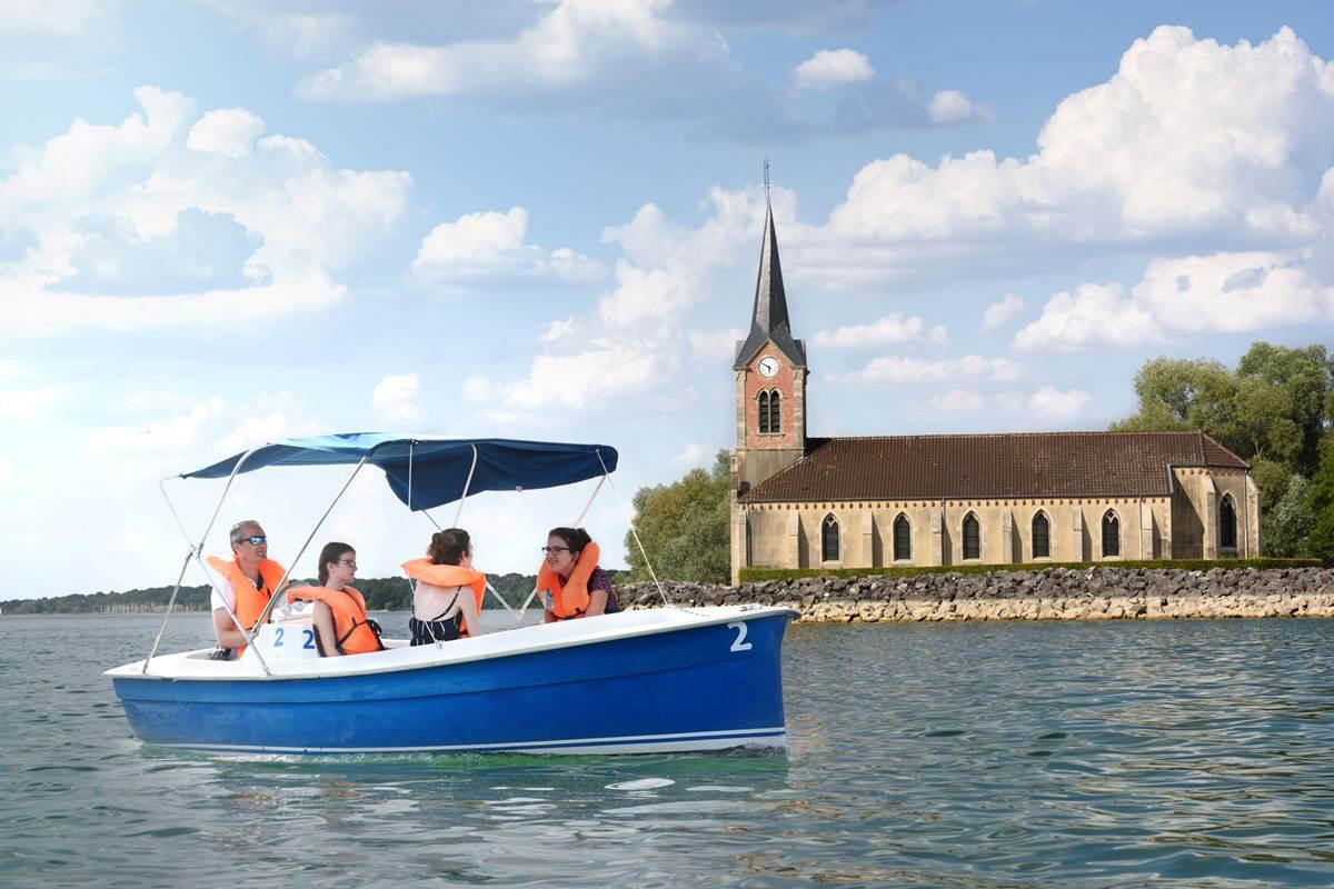 nautisme Veronique Montané coll OT Lac du Der