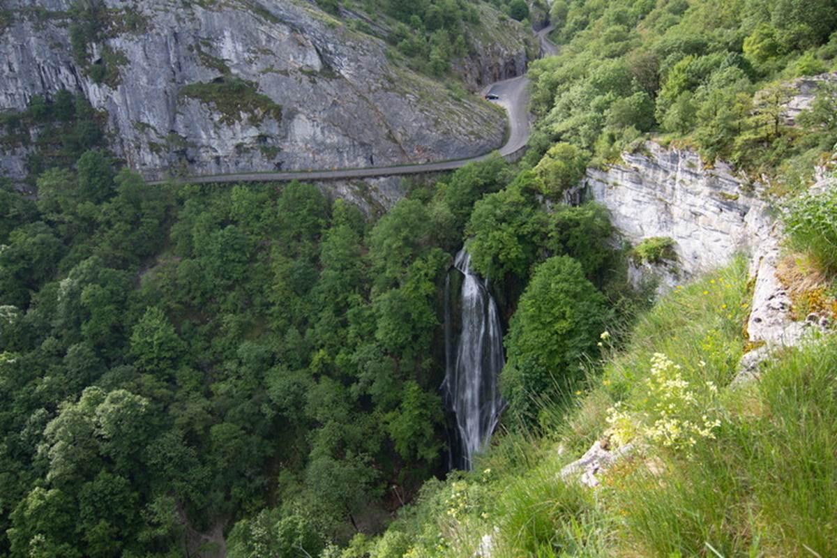 Cascade d_Autoire © Lot Tourisme C. Novello