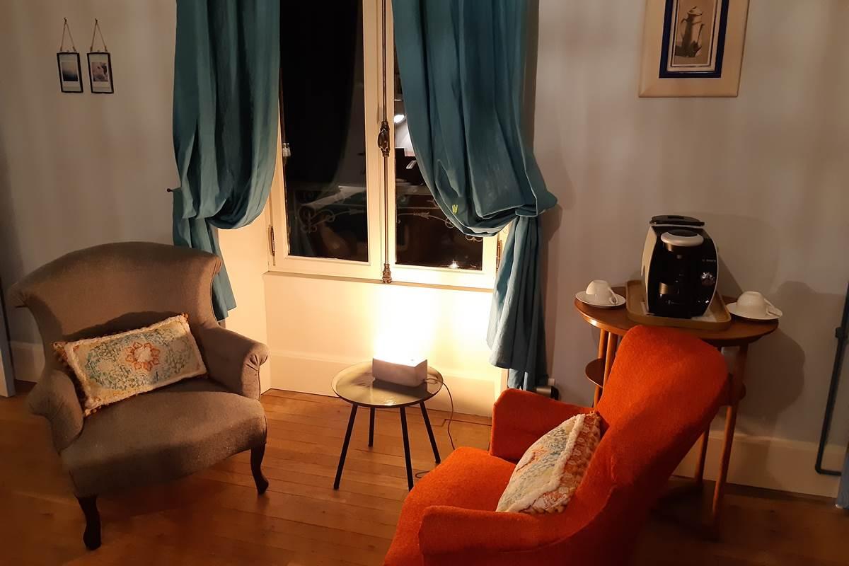 Maison Volière - chambre toucan