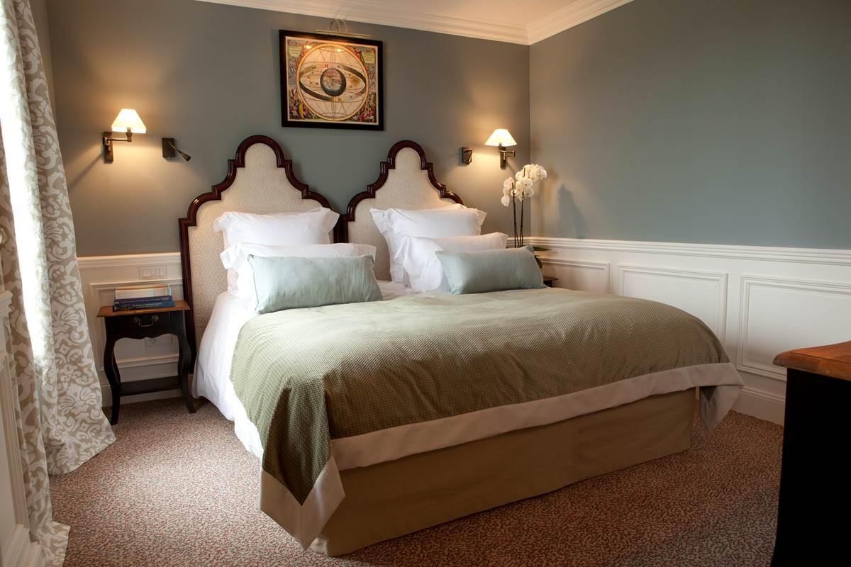 Suite Master - Chambre - Hôtel L'Ermitage Mont Saint Michel