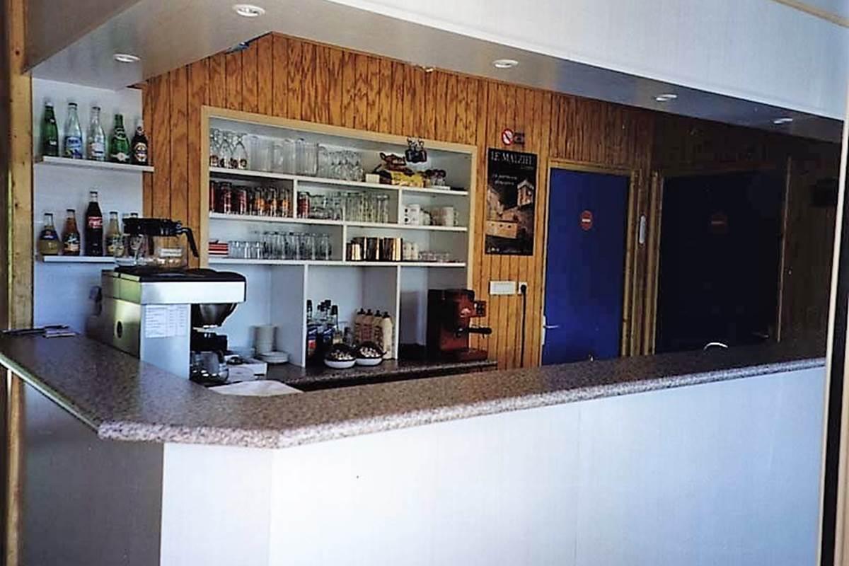 Les Chalets de la Margeride Bar
