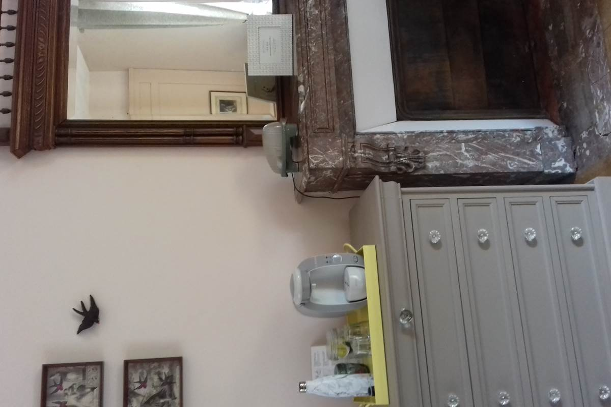 Maison Volière - chambre hirondelles