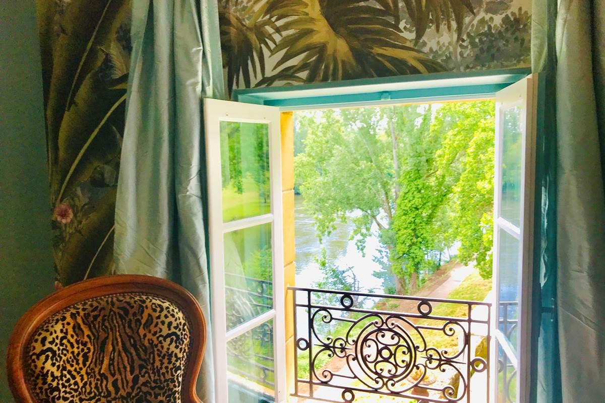 Suite Le Jardin Perché Hébergement Luxe Dordogne Périgord
