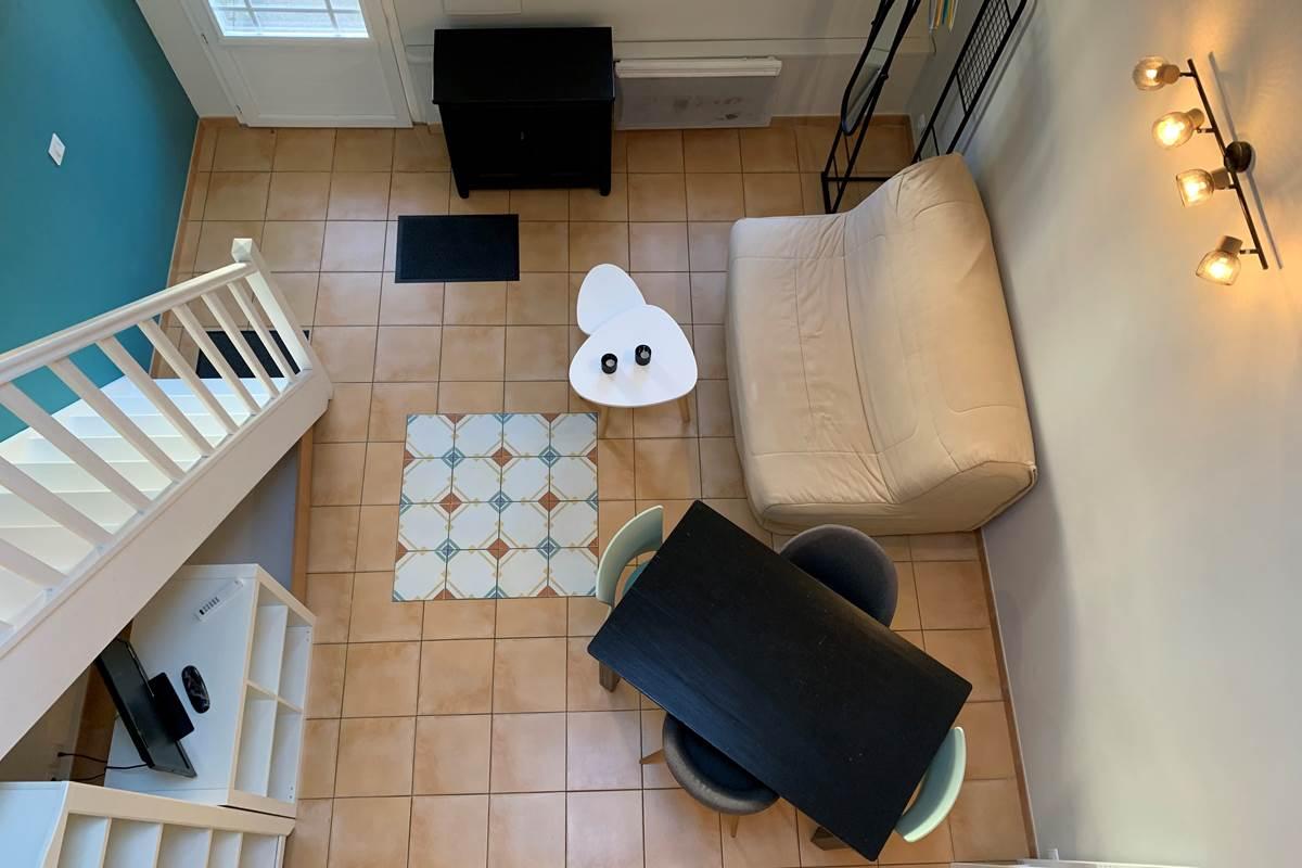 Vue d'ensemble Duplex Appart-Hôtel les Palombières