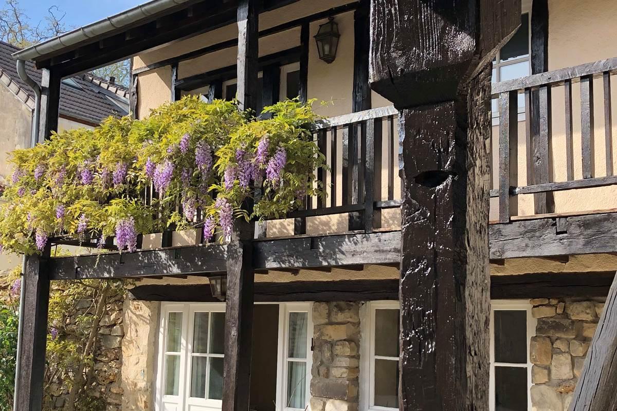 Le Clos Saint Lubin - Les chambres d'hôtes - vue extérieure
