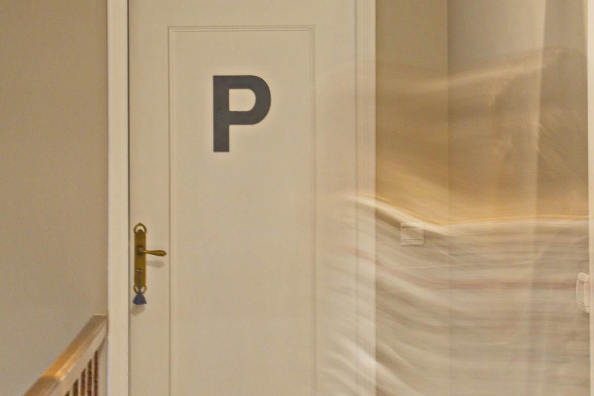 Porte Couloir Chambre Pégase