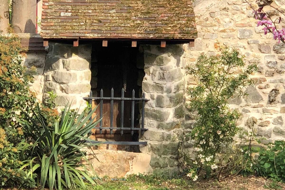 Le Clos Saint Lubin - Le puit