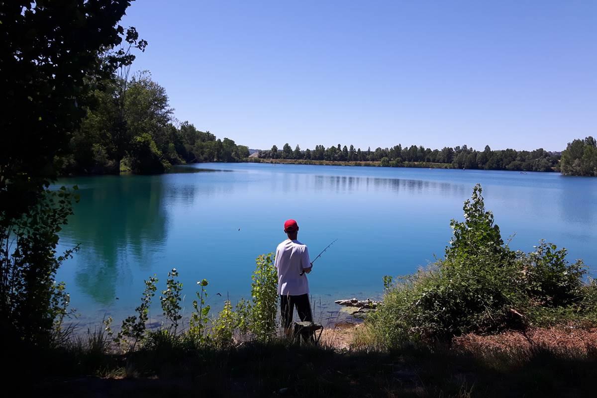lac de Sède ©OTI Coeur&CoteuxComminges