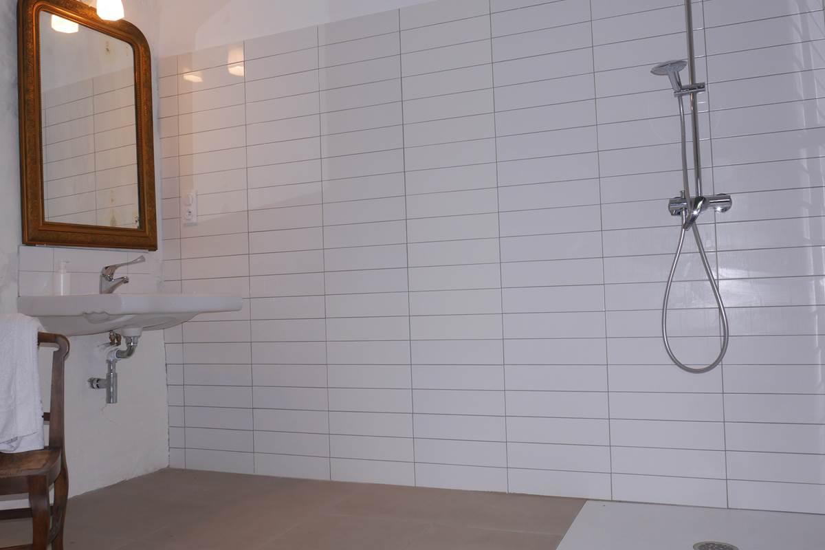 Chambre bat salle de bain