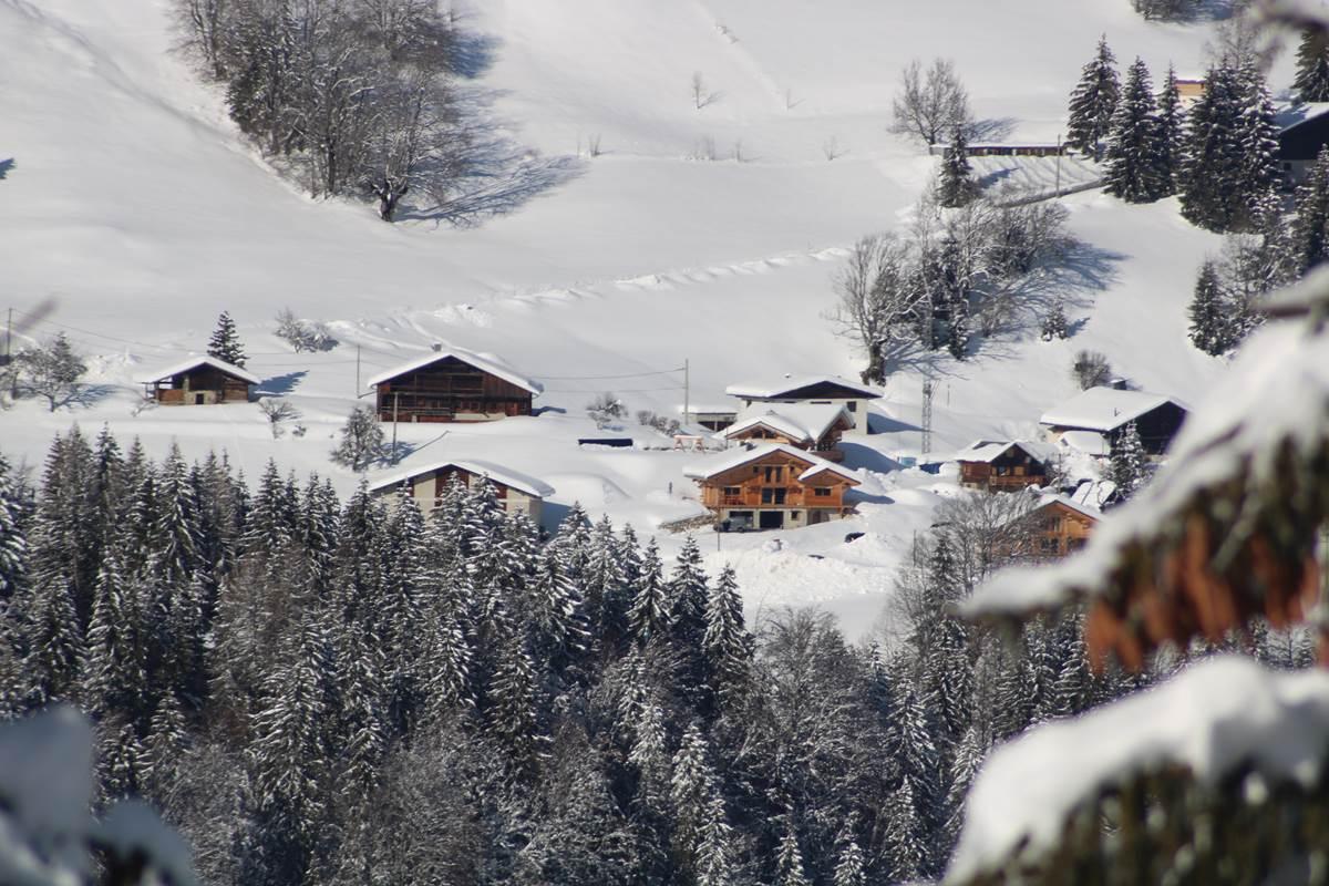 Crest-Voland Savoie Hôtel le Mont Bisanne