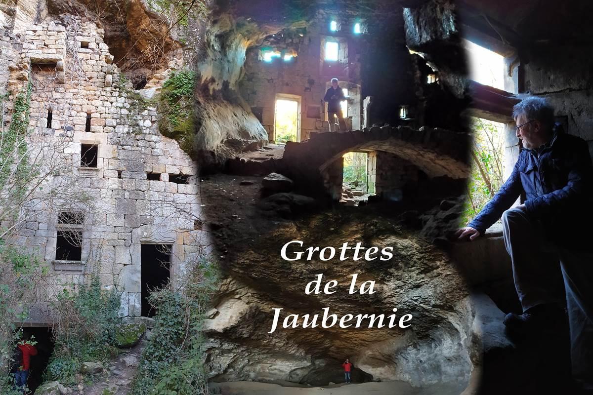 Grottes de la Jaubernie