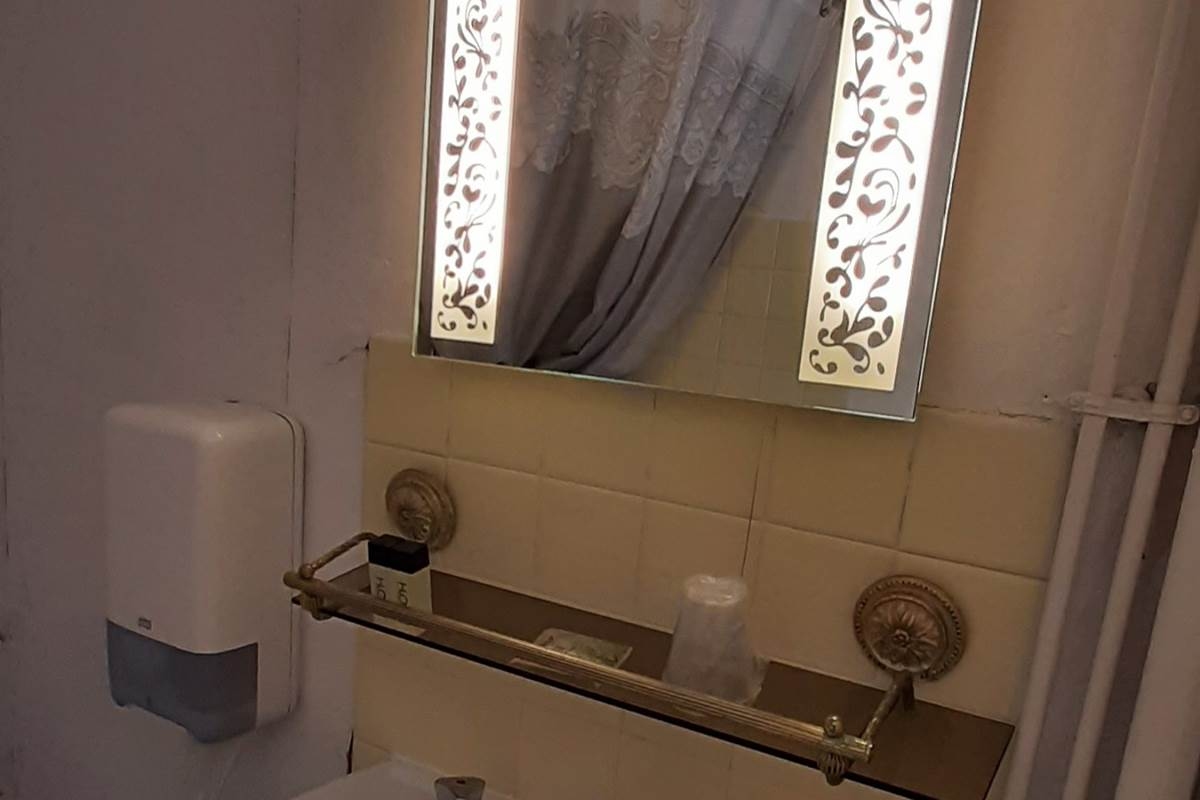 Chambre 6 Salle de bains