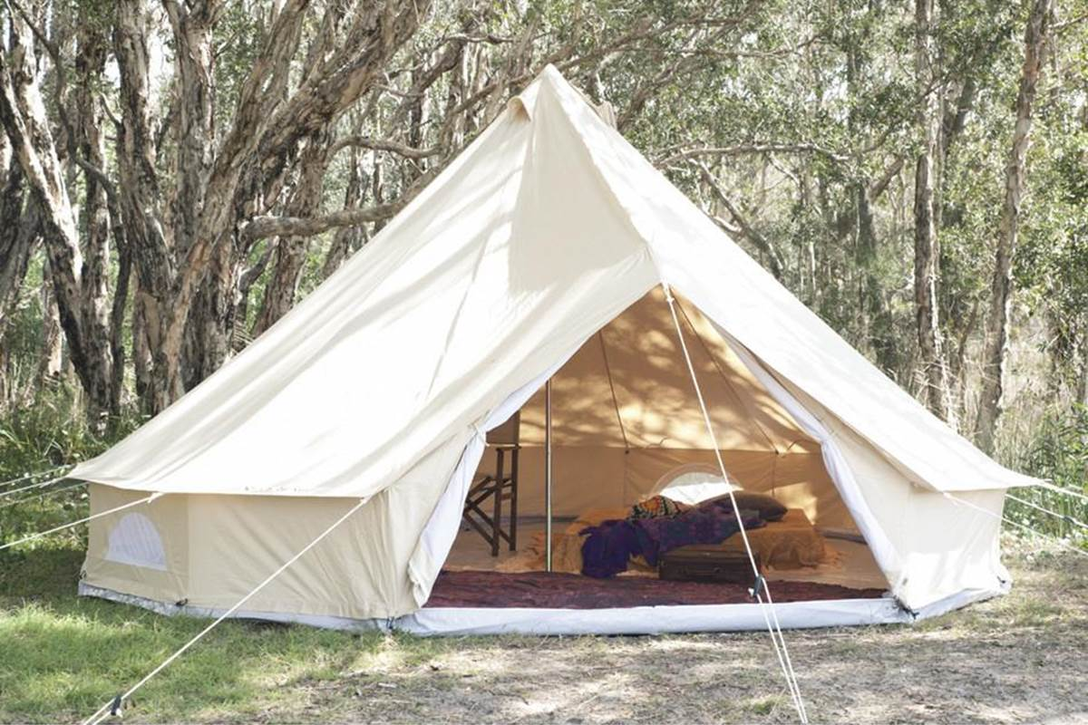 Bel tente