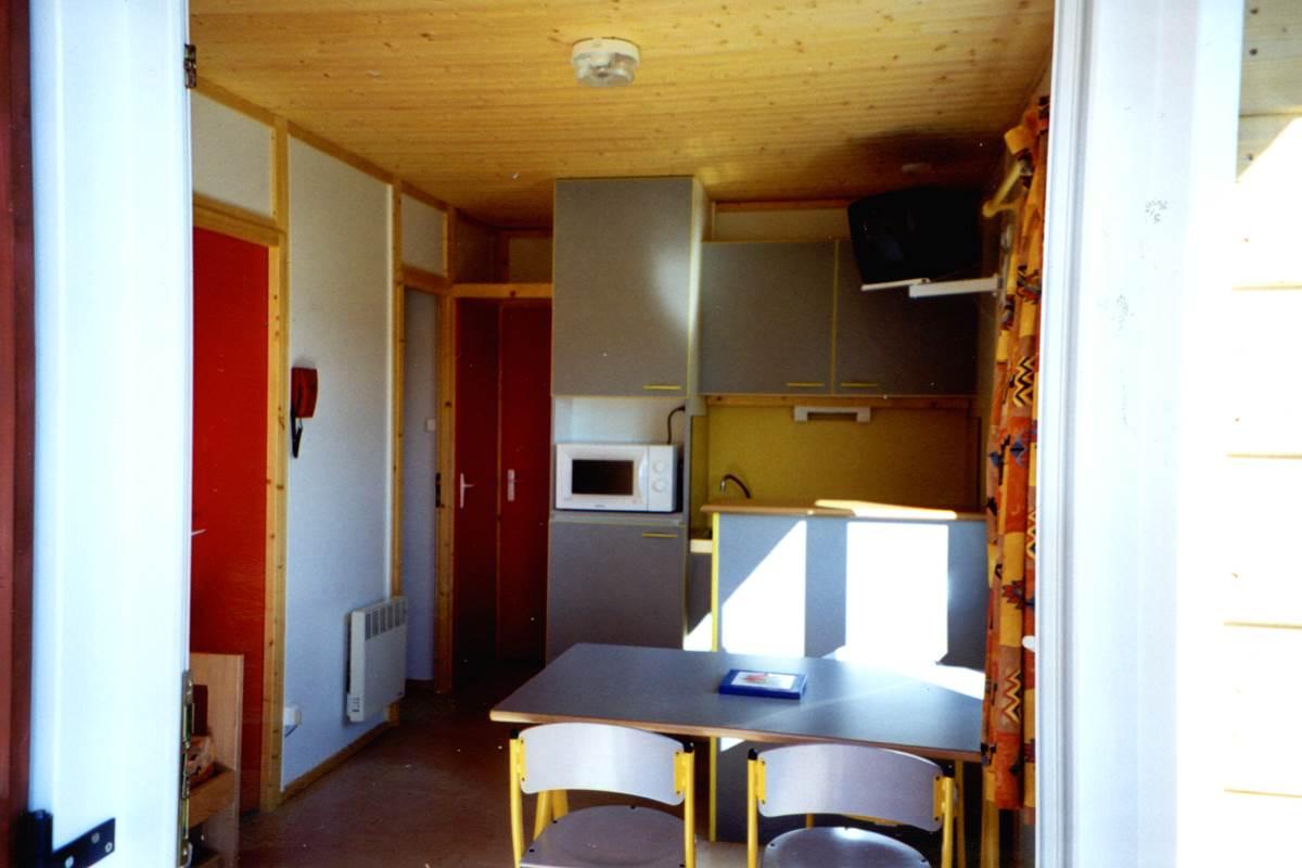 interieur chalet