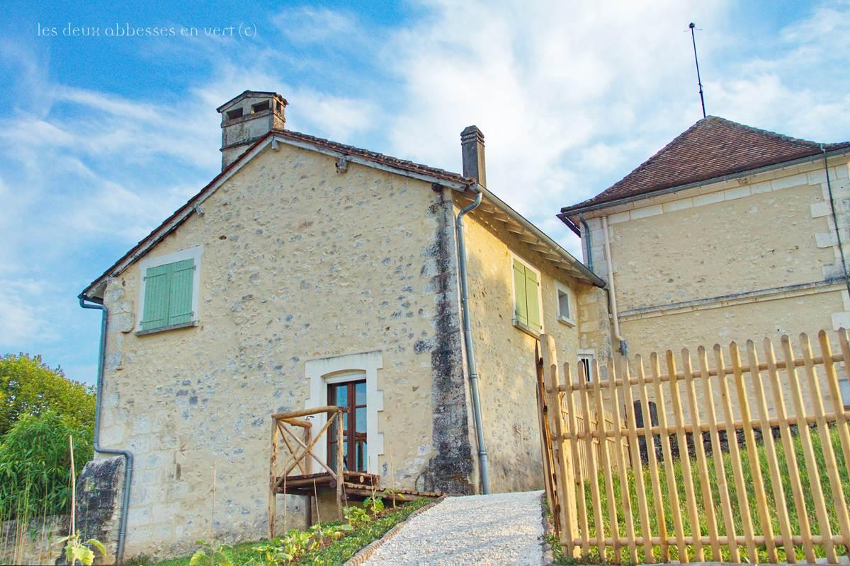 Grande Maison Accès Piscine