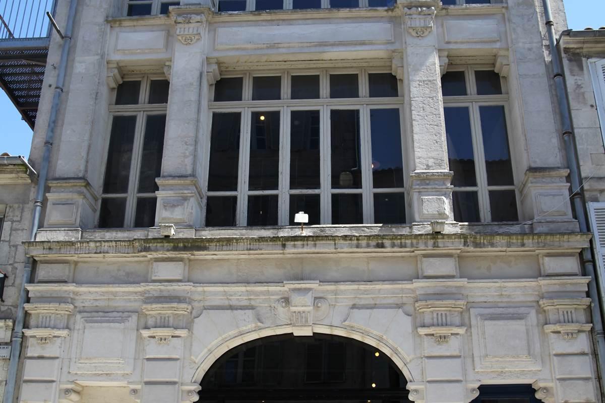 Le bâtiment du musée