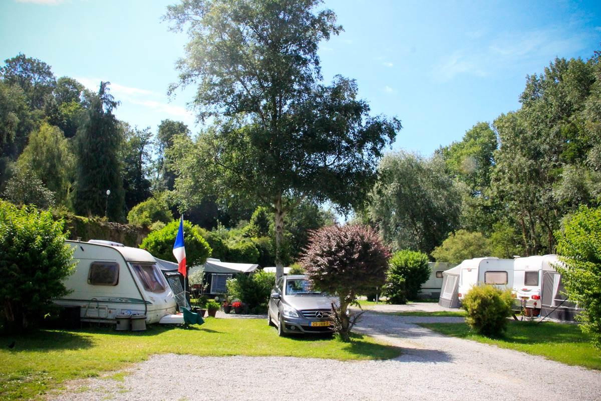 Camping La Fontaine des Clercs