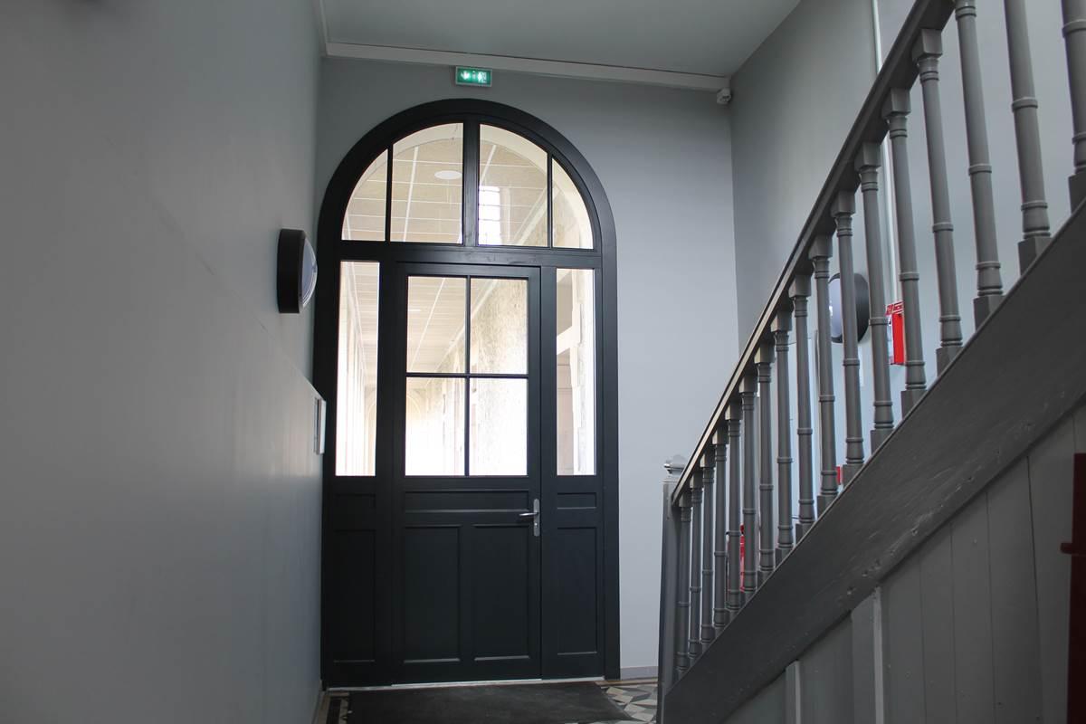 Hall Aube