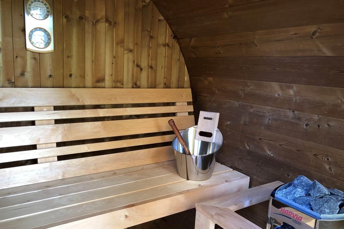 Le Clos Saint Lubin - Le Sauna