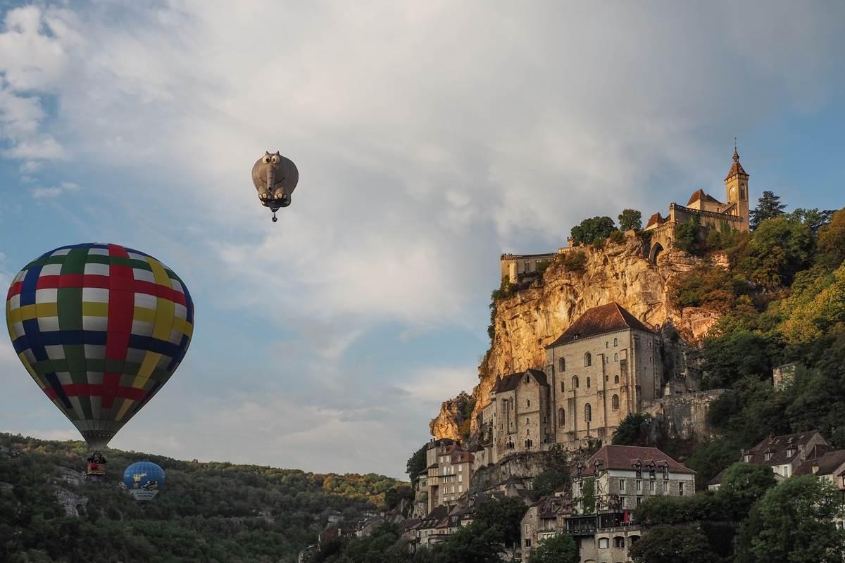 Montgolfiades 2018 -Rocamadour @ superchinois801 - Gerard TRANG 180930-084108