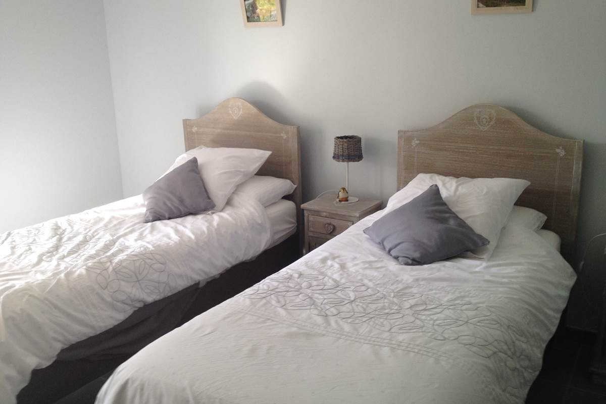 chambre Vercors 2 lits