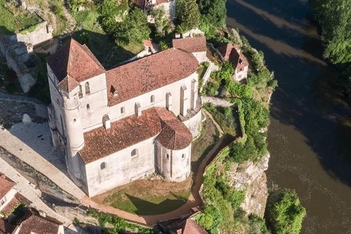 Saint Cirq Lapopie - Lot