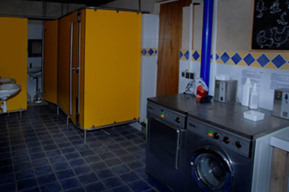 sanitair machine a laver