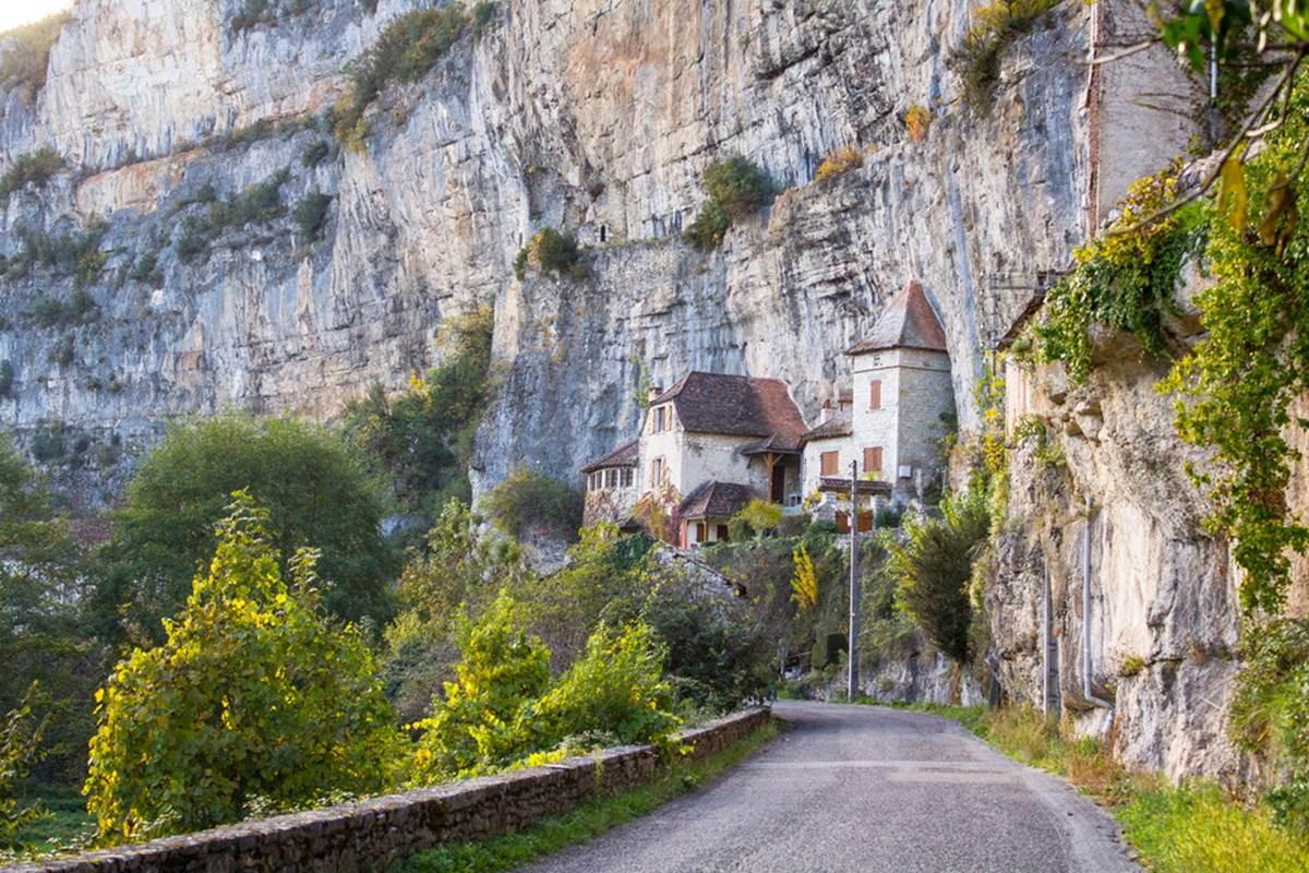 Maison à Cabrerets
