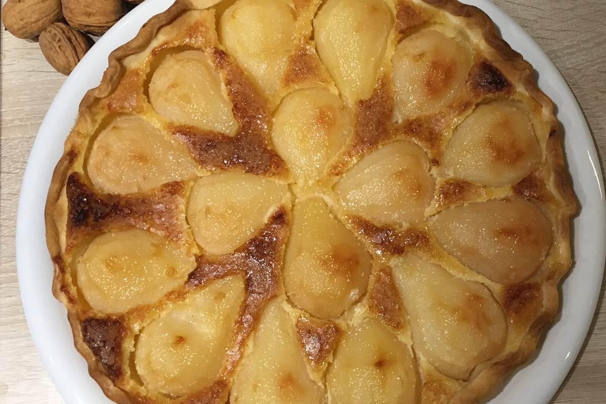 gâteau poire feuillantines bnb dordogne