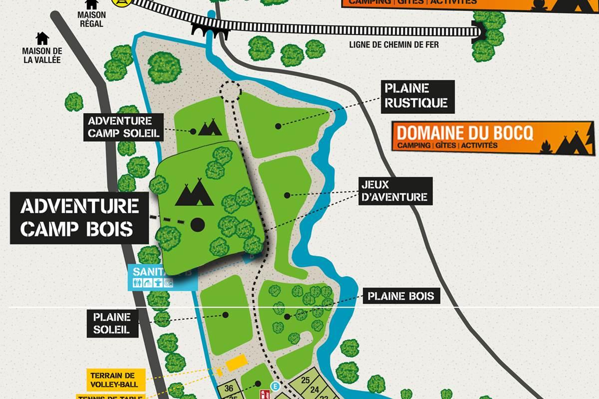 AC bois map