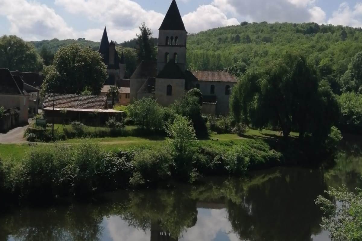 Saint leon sur Vézère